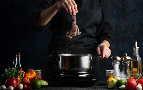 Octopus Tenderizing Boil
