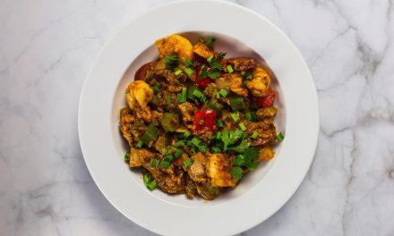 Etouffee Jambalaya Rice